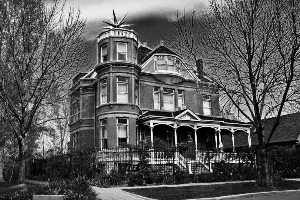 Dark Matters Paranormal Symposium